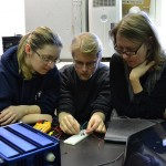 Kuva elektroniikan alkeet kurssilta 4.3.2012