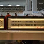 Helsinki Hacklab metronäyttö