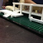 "Legotalo, ""Farnsworth House"""