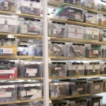 Avaintenhaltijoiden omat laatikot omilla paikoillaan