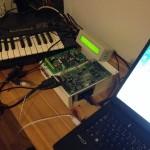 Jarin uusin projekti koostuu vanhasta Soundblasterista ja muusta bonkista