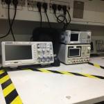 Tronics.fi:n uusia mittalaitteita pääsee kokeilemaan labin elehuoneessa!