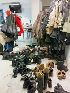 Säätökerhon excursio labille ja kenkäkasa